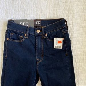 NWT BDG twig high rise jeans